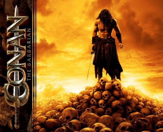 conan the barbarian 3d. Conan the Barbarian