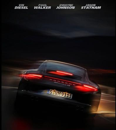 Fast And Furious Movie Poster 7