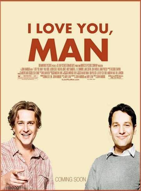 i love you man poster - I love you MAN